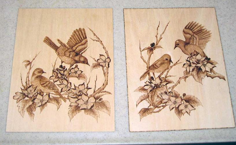 رسمتين بالحرق على الخشب بالخطوات Img_6721